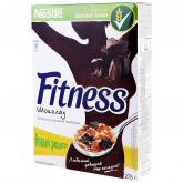 Փաթիլներ ցորենի «Nestle Fitness» մուգ շոկոլադով 275գ