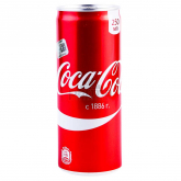 Զովացուցիչ ըմպելիք «Coca-Cola» 250մլ