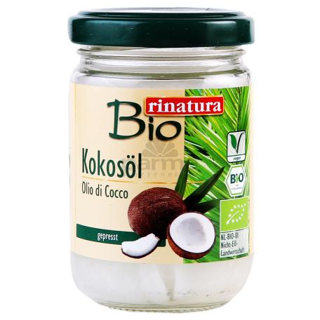 Կոկոսի յուղ «Rinatura» 130գ