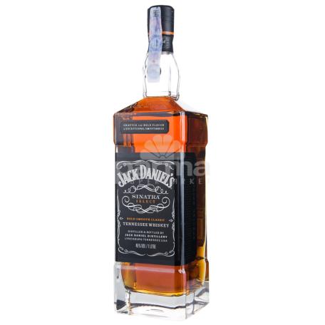 Վիսկի «Jack Daniel`s Sinatra» 1լ
