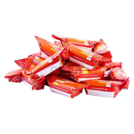 Շոկոլադե կոնֆետներ «Столичные» կգ