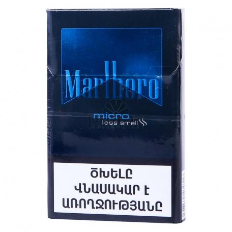 Ծխախոտ «Marlboro Micro»