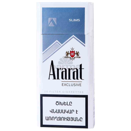Ծխախոտ «Ararat Exclusive Slims»