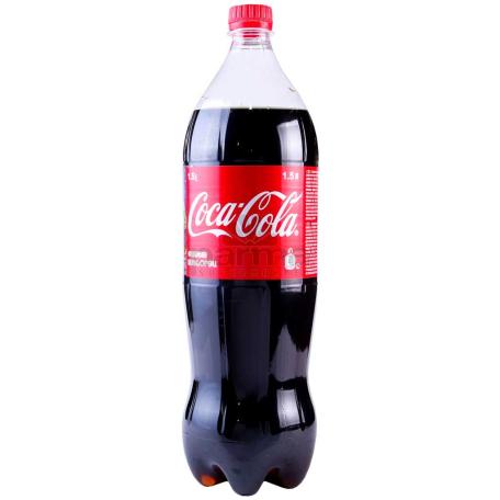 Զովացուցիչ ըմպելիք «Coca-Cola» 1.5լ