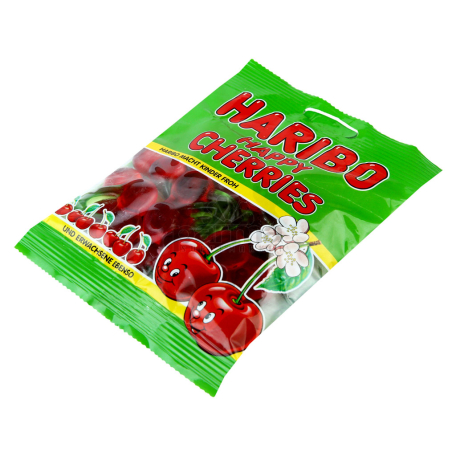 Դոնդողանման կոնֆետներ «Haribo Happy Cherries» 100գ