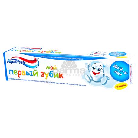 Ատամի մածուկ «Aquafresh» մանկական 50մլ