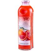 Հյութ բնական «Յան»  կարմիր նարինջ 930մլ