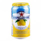 Զովացուցիչ ըմպելիք «San Pellegrino» կիտրոն 330մլ