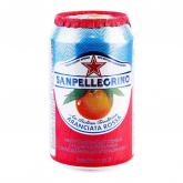 Զովացուցիչ ըմպելիք «San Pellegrino» կարմիր նարինջ 330մլ