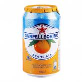 Զովացուցիչ ըմպելիք «San Pellegrino Aranciata» նարինջ 330մլ