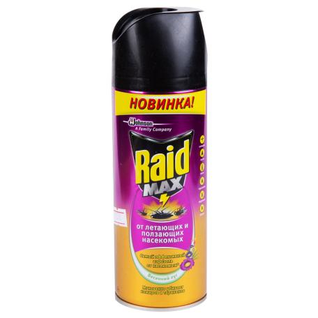 Սփրեյ «Raid Max» 300մլ