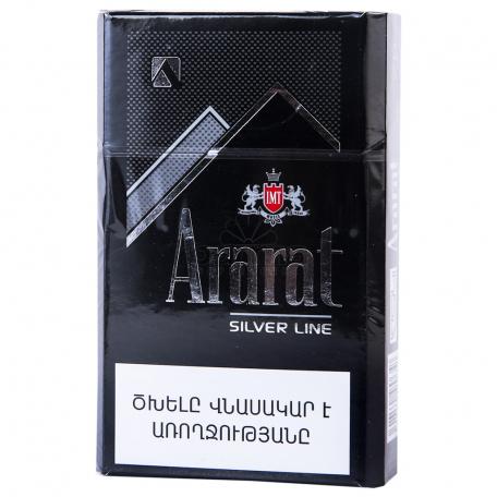 Ծխախոտ «Ararat Silver Line»