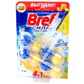 Զուգարանակոնքը մաքրող միջոց «Bref» 2x50գ