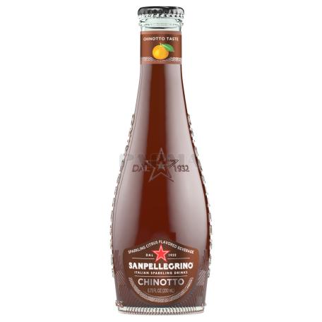 Զովացուցիչ ըմպելիք «San Pellegrino Chinotto» 200մլ