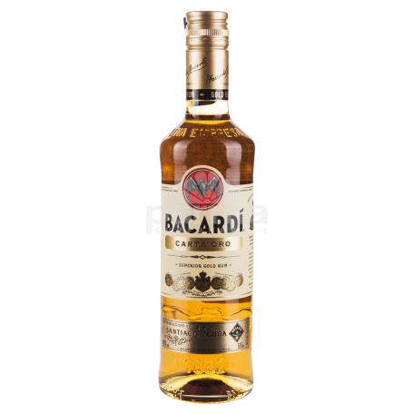 Ռոմ «Bacardi Carta Oro» 500մլ