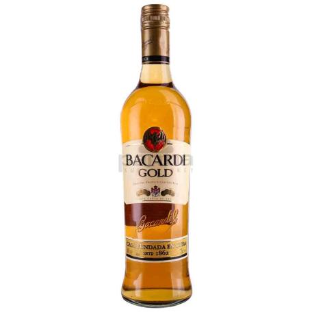 Ռոմ «Bacardi Gold» 750մլ