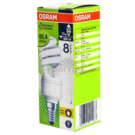 Լամպ «Osram» Class 11W/E14