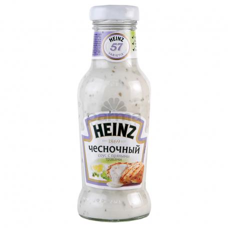 Սոուս «Heinz» սխտորով 250գ
