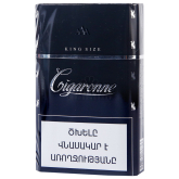 Ծխախոտ «Cigaronne King Size Black»