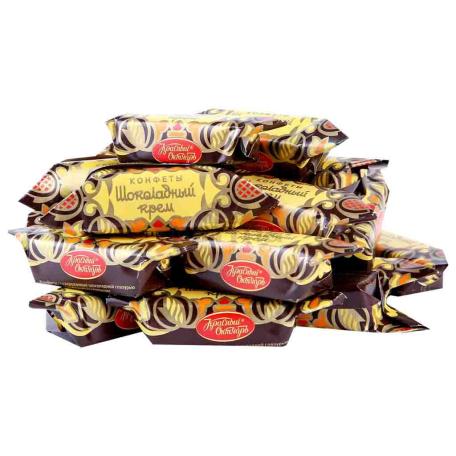 Շոկոլադե կոնֆետներ «Красный октябрь» կրեմ կգ