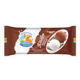 Պաղպաղակ «Коровка» շոկոլադ և վանիլ 400գ