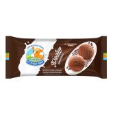 Պաղպաղակ «Коровка из Кореновки» շոկոլադ 400գ