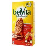 Թխվածքաբլիթ «BelVita» մեղրով և ընկույզով 300գ