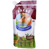 Խտացրած կաթ «Коровка из Кореновки» 5% 270գ