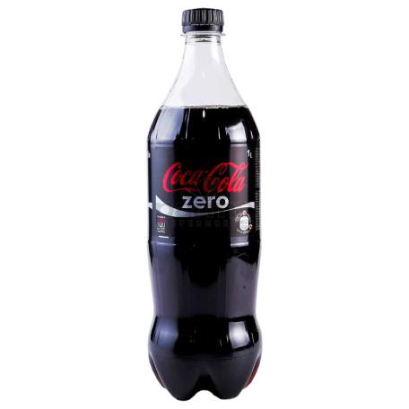 Զովացուցիչ ըմպելիք «Coca-Cola Zero» 1լ