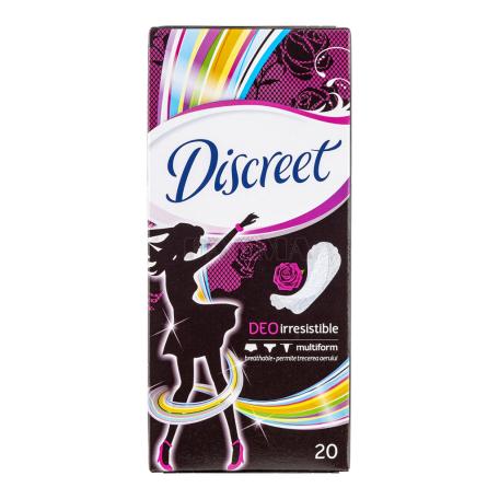 Միջադիր ամենօրյա «Discreet Deo Irresistible»