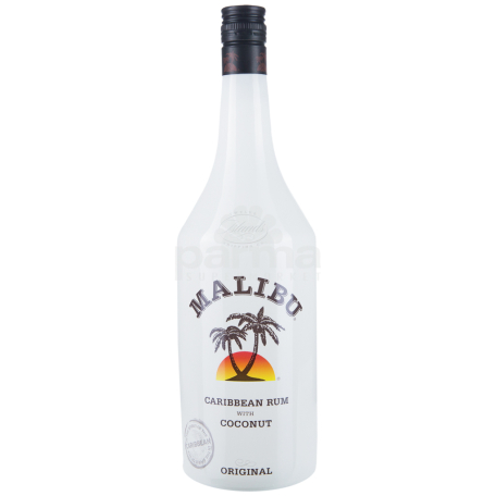 Լիկյոր «Malibu» 1լ