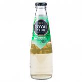 Զովացուցիչ ըմպելիք «Royal Club Ginger Ale» 200մլ