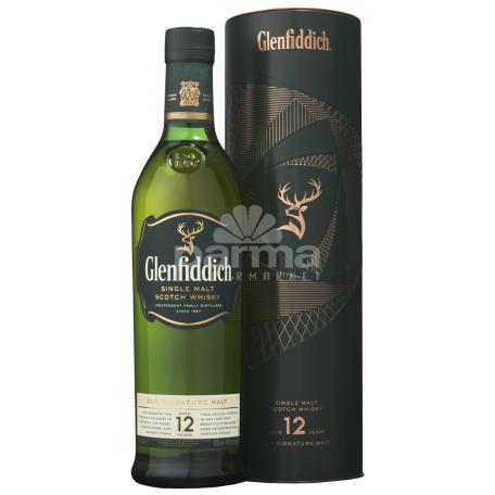 Վիսկի «Glenfiddich» 12տ 700մլ