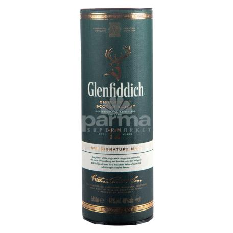 Վիսկի «Glenfiddich» 12տ 50մլ