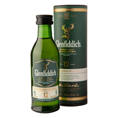 Վիսկի «Glenfiddich» 50մլ
