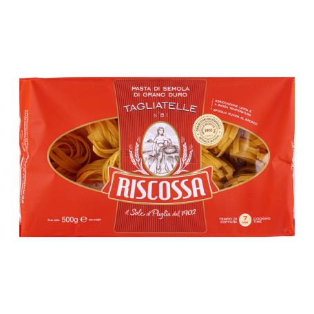 Մակարոն «Riscossa N81» 500գ