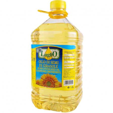 Ձեթ արևածաղկի «Luglio» 5լ