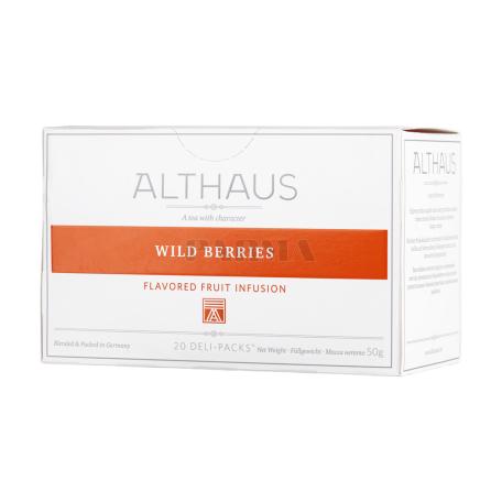 Թեյ «Althaus Wild Berries» 50գ