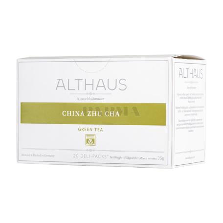 Թեյ «Althaus China Zhu Cha» 35գ