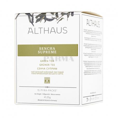 Թեյ «Althaus Sencha Supreme» 41.25գ