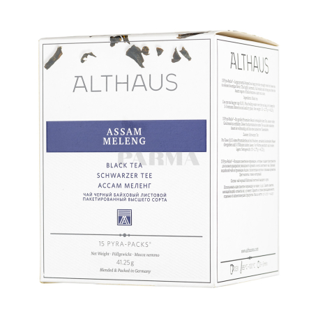 Թեյ «Althaus Assam Meleng» 41.25գ
