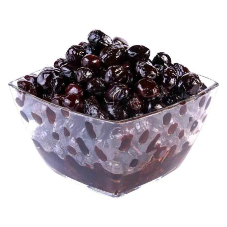 Ձիթապտուղ «Olives al Forno» սև կգ