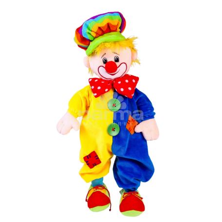 Փափուկ խաղալիք «Մանկան» ծաղրածու