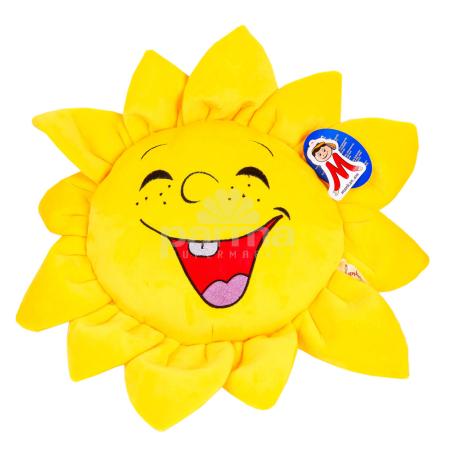 Փափուկ խաղալիք «Մանկան» բարձ արև