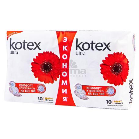 Միջադիրներ «Kotex Ultra Normal Duo»