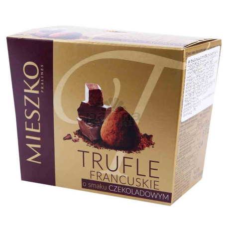 Շոկոլադե կոնֆետներ «Mieszko Truffles» 175գ