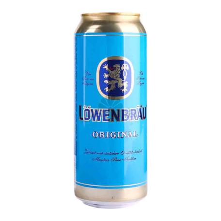 Գարեջուր «Lowenbrau Original» բաց 500մլ