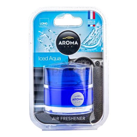 Ավտոմեքենայի բուրավետիչ «Aroma Premium Silver» 50մլ