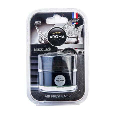 Ավտոմեքենայի բուրավետիչ «Aroma Black Jack» 50մլ