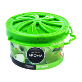 Մեքենայի բույր «Aroma Organic Green Apple» 40գ